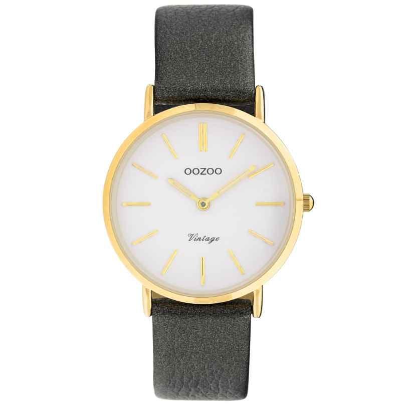 Oozoo C20086 Damen-Armbanduhr mit Lederband Ø 32 mm 8719929019148