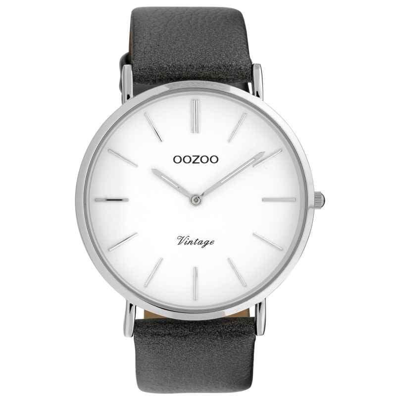 Oozoo C20072 Damenuhr mit Lederband Ø 40 mm 8719929019001