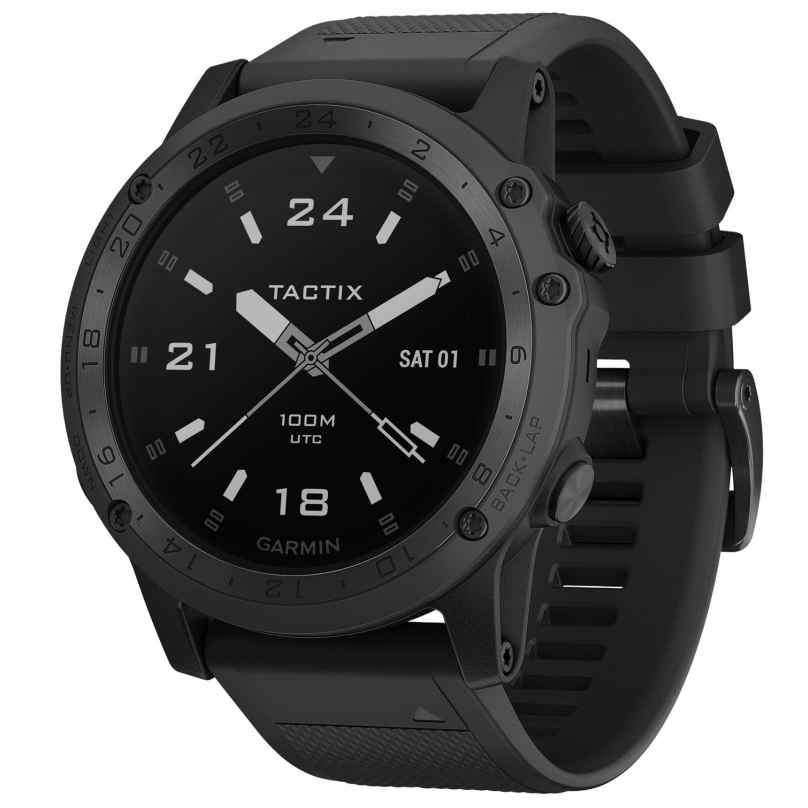Garmin 010-02085-00 Multisport Training Watch with GPS tactix® Charlie 0753759209889