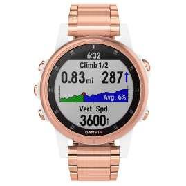 Garmin 010-01987-11 fenix 5S Plus Sapphire GPS Multisport Wristwatch