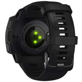 Garmin 010-02064-70 Instinct Tactical Outdoor-Smartwatch Schwarz