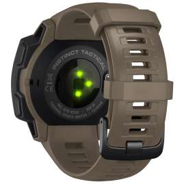 Garmin 010-02064-71 Instinct Tactical Outdoor-Smartwatch Hellbraun