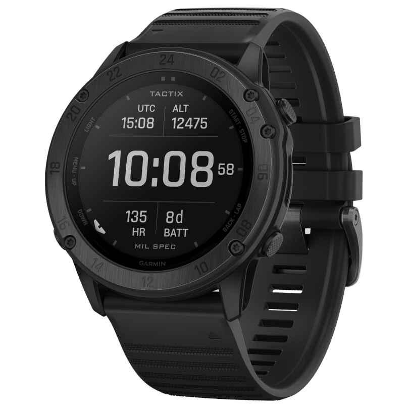Garmin 010-02357-01 Tactix Delta GPS Smartwatch Black 0753759245290