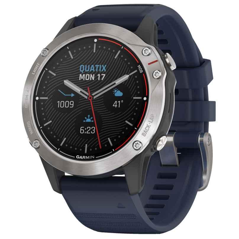 Garmin 010-02158-91 Quatix 6 Marine GPS Men's Smartwatch 0753759248246