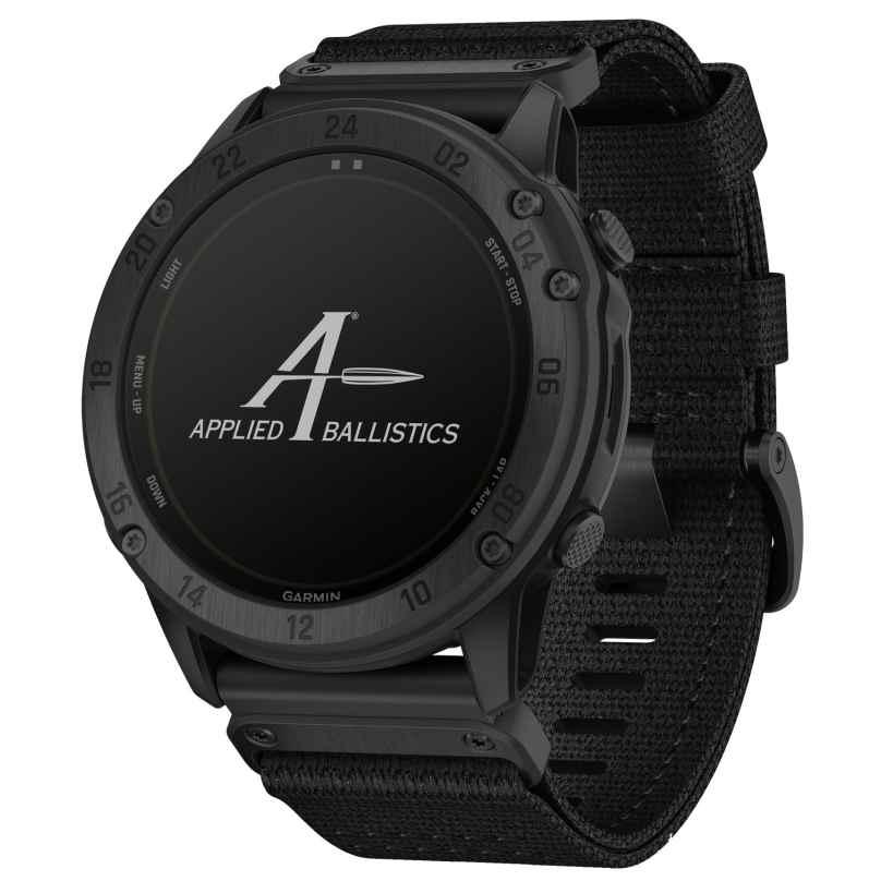 Garmin 010-02357-51 Tactix Delta Solar Smartwatch Ballistic Edition Schwarz 0753759263515