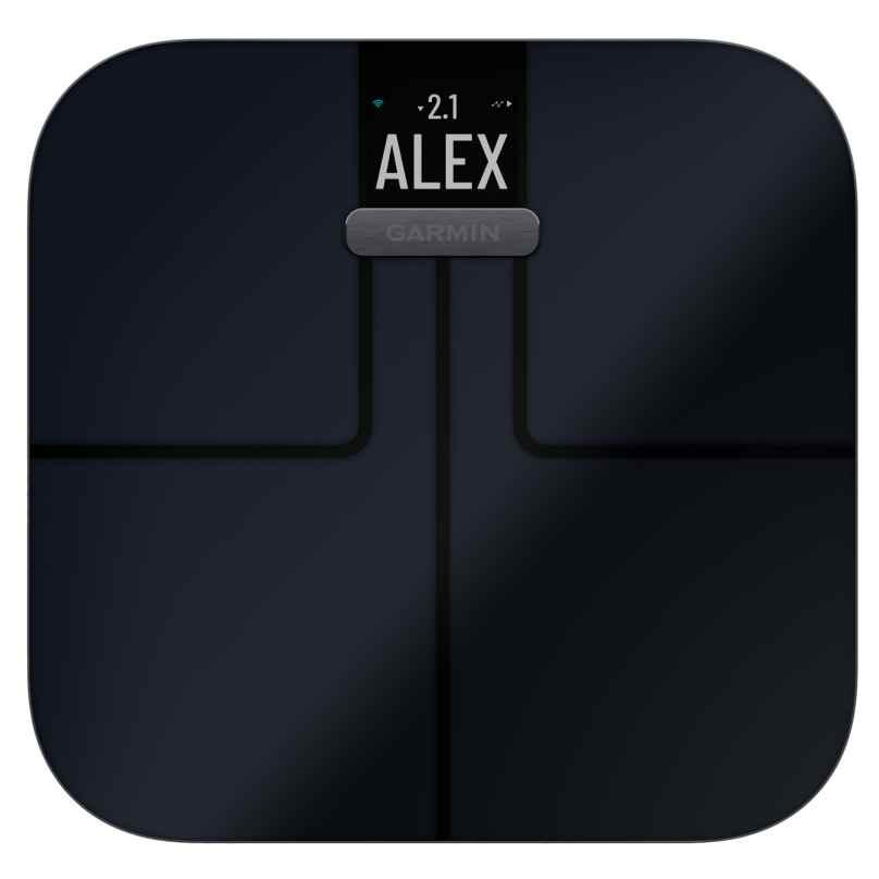 Garmin 010-02294-12 Index S2 Smart Scale Black 0753759257507