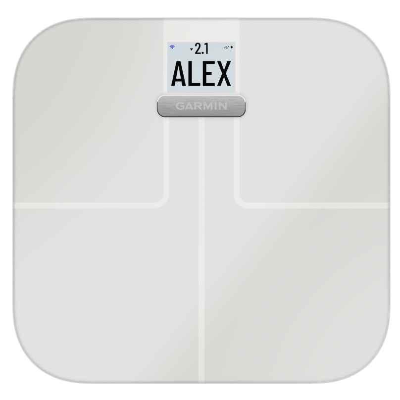 Garmin 010-02294-13 Index S2 Smart Scale White 0753759257514