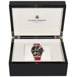 Alexander Shorokhoff AS.AVG05 PlusMinus Mens Automatic Watch
