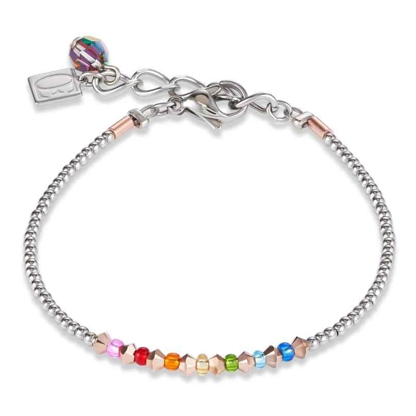 Coeur de Lion 4973/30-1500 Ladies´ Bracelet Multi-Colour 4251588304868