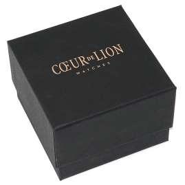 Coeur de Lion 7610/53-1725 Gift Set for Ladies Steel/Pearl