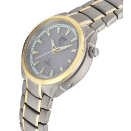 ETT Eco Tech Time ELT-11338-52M Solar Drive RC Ladies Watch Aquanaut II