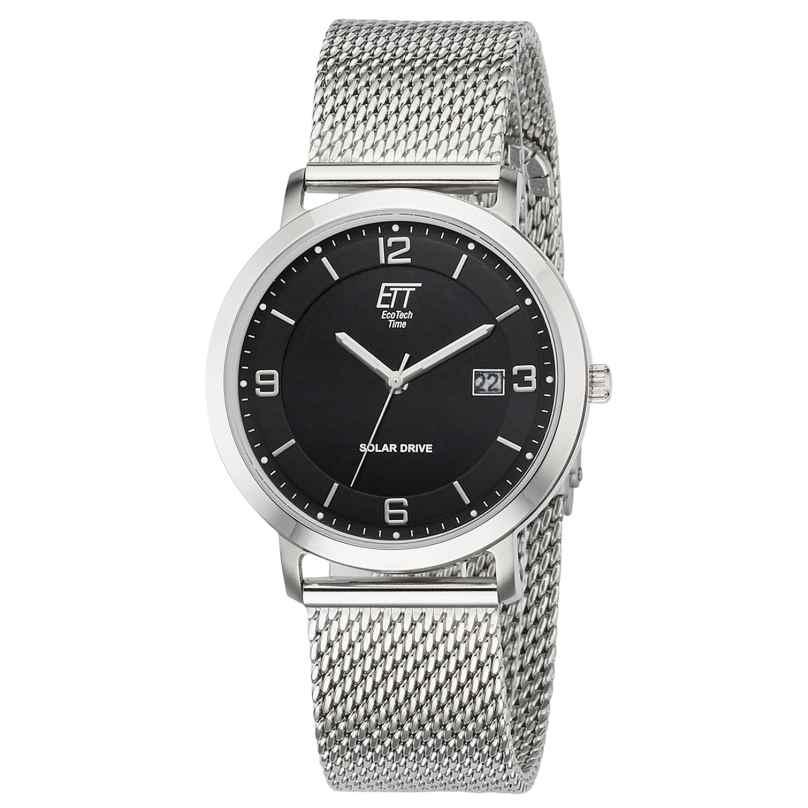 ETT Eco Tech Time EGS-12078-22M Men's Watch Solar Drive Sahel 4260503034919