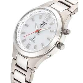 ETT Eco Tech Time ELT-11469-11M Funk-Solar Damen-Armbanduhr Everest Titan