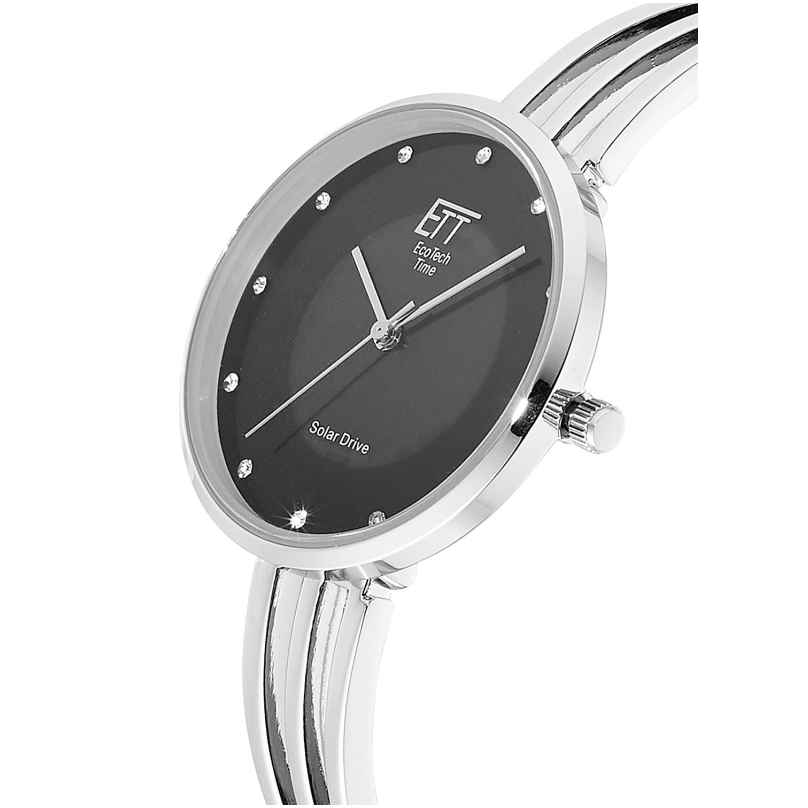 ETT Eco Tech Time ELT-12117-24M Solar Damen-Armbanduhr Kalahari 4260503038870