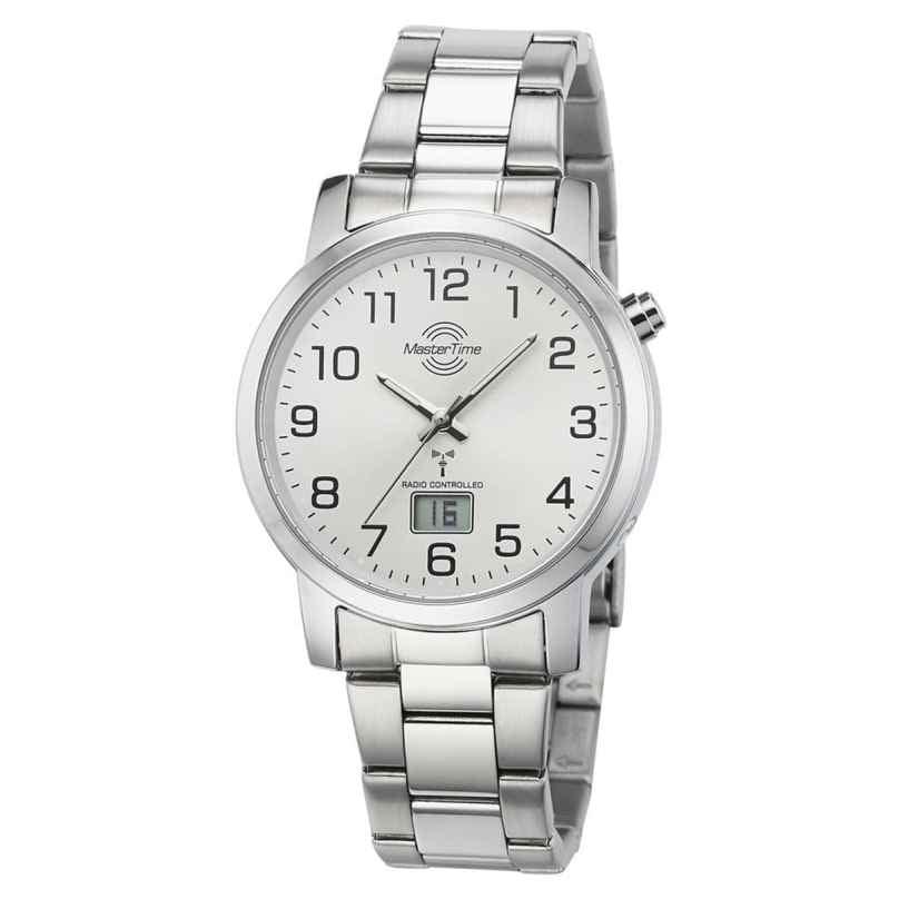 Master Time MTGA-10300-12M Funk-Herrenuhr Basic Classic 4260091353928