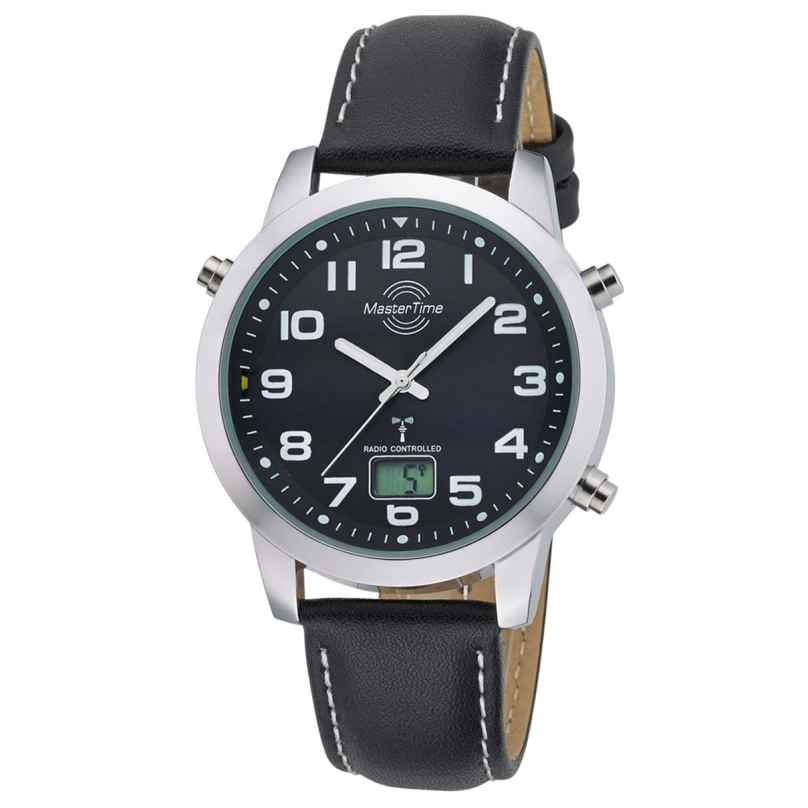 Master Time MTGA-10457-22L Herren-Funkuhr Specialist 4260411153009