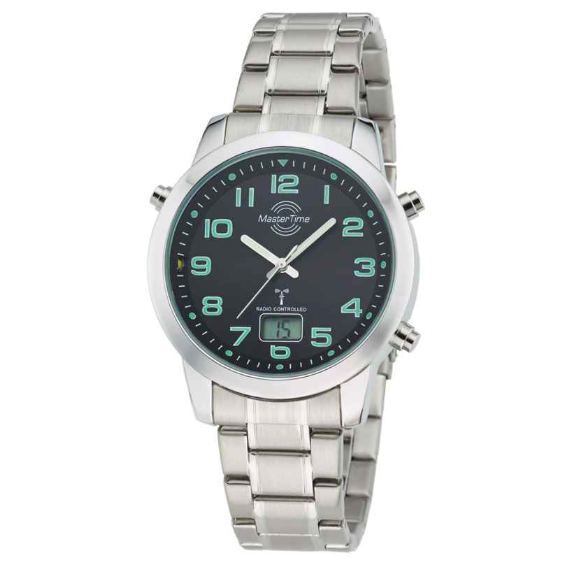 Master Time MTGA-10461-22M Herren-Funkuhr Specialist 4260411153047