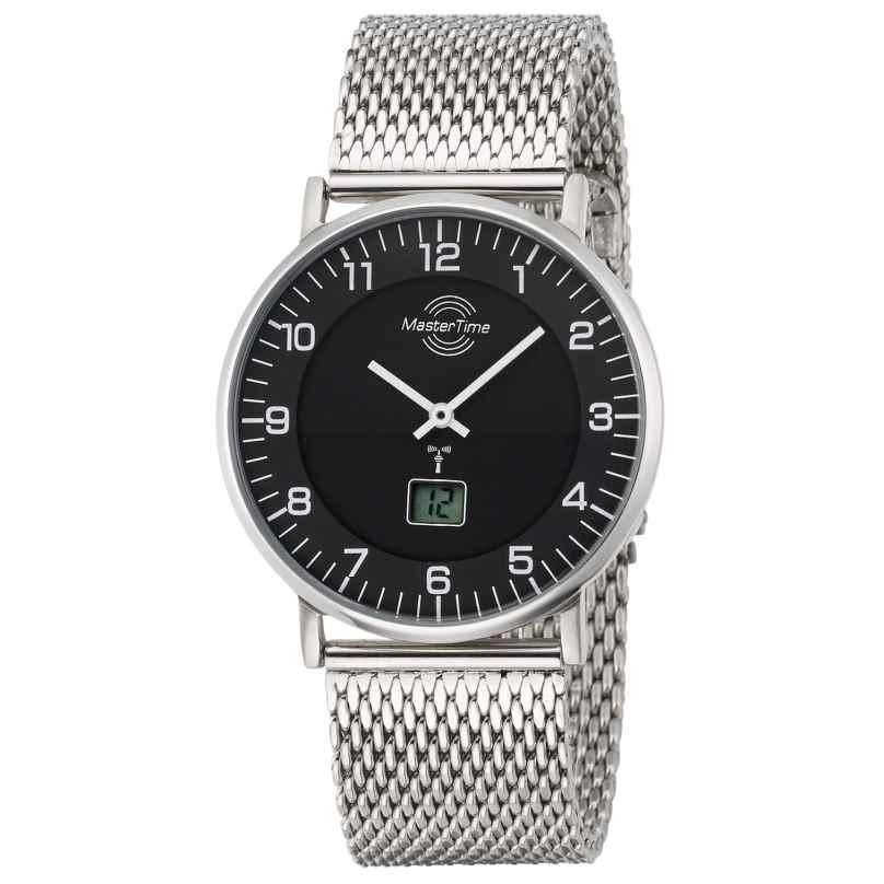 Master Time MTGS-10557-22M Herren-Funkuhr Advanced Slim 4260411158073