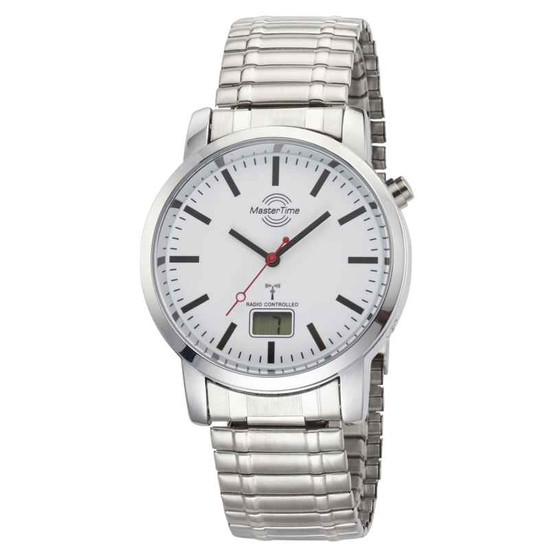 Master Time MTGA-10590-10M Basic Herren-Funkuhr 4260503030539