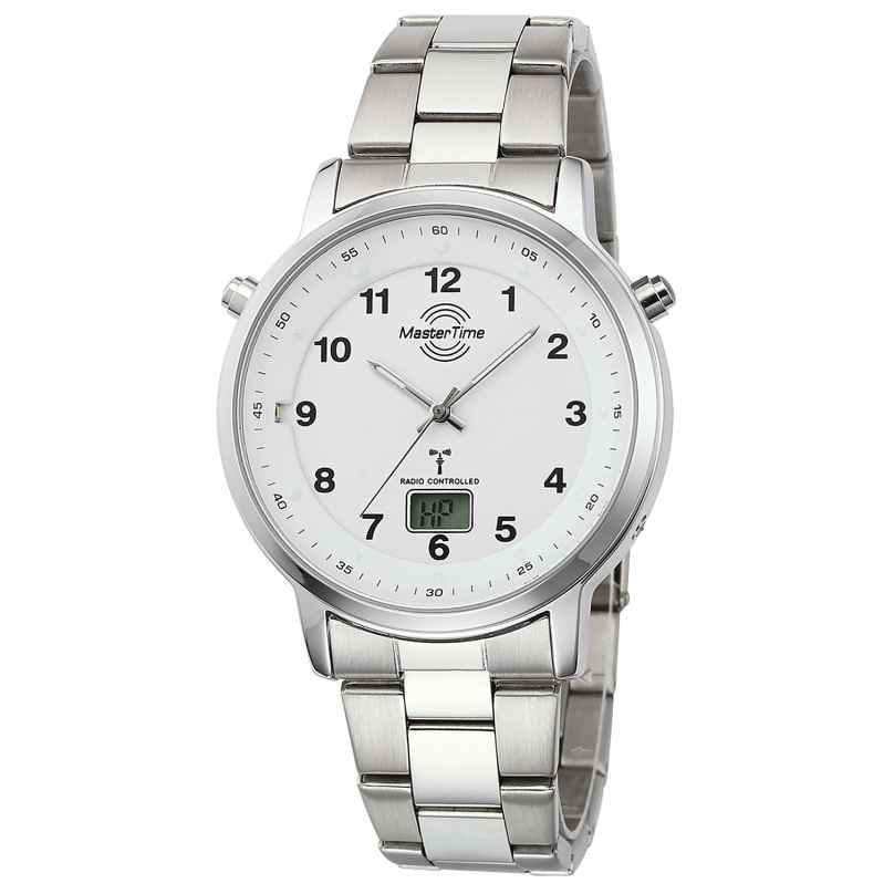 Master Time MTGA-10696-22M Men's Radio-Controlled Watch Specialist Steel Bracelet 4260503036760