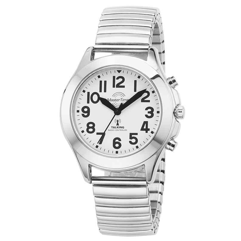 Master Time MTLA-10706-60M German Talking Radio-Controlled Women's Watch 4260503037125