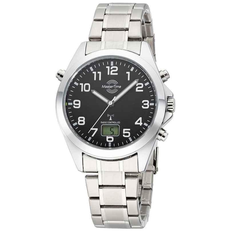 Master Time MTGA-10736-22M Herren-Funkuhr Specialist mit Licht 4260503038559