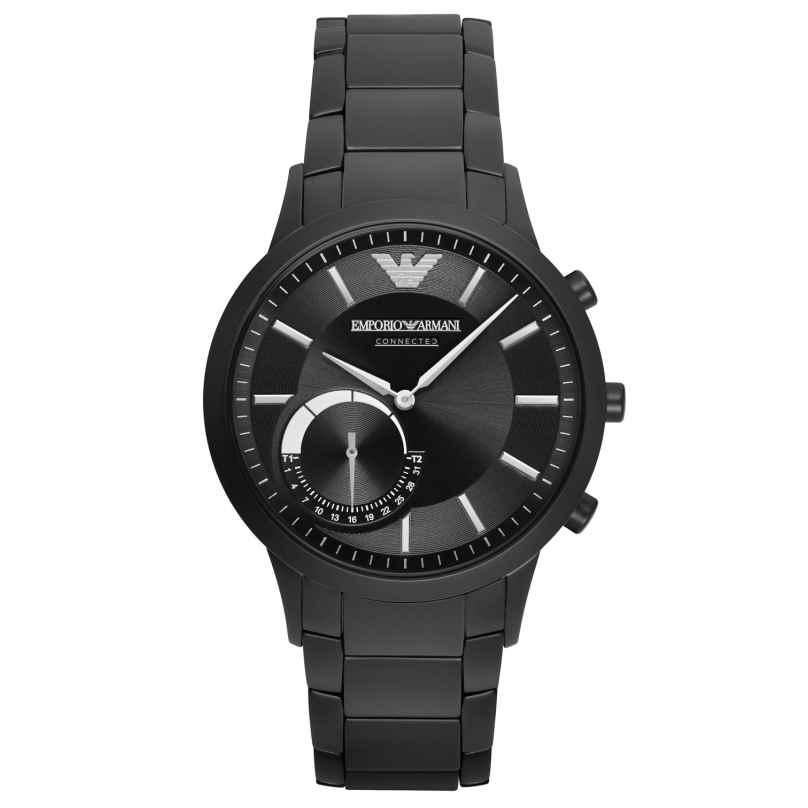 Emporio Armani Connected ART3001 Hybrid Herren Smartwatch 4053858777439