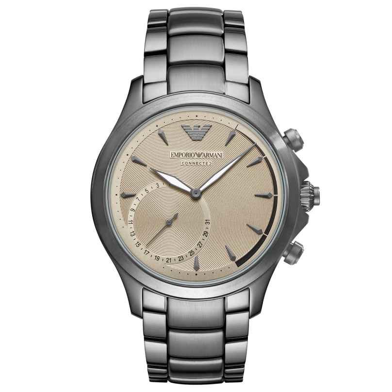 Emporio Armani Connected ART3017 Hybrid Mens Smartwatch 4053858984806
