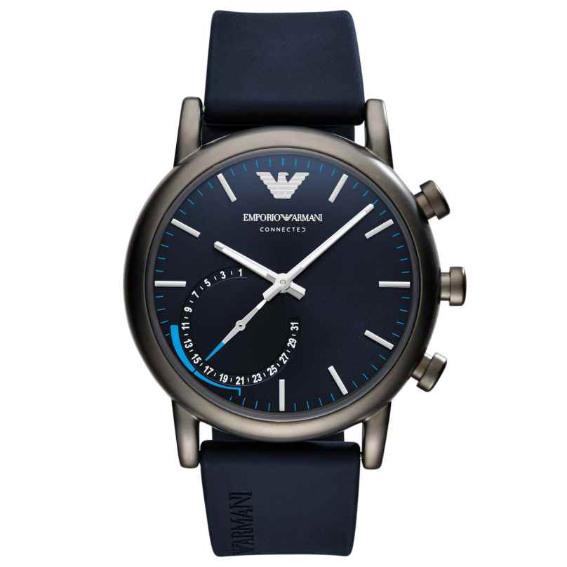 Emporio Armani Connected ART3009 Hybrid Smartwatch für Herren 4053858914766