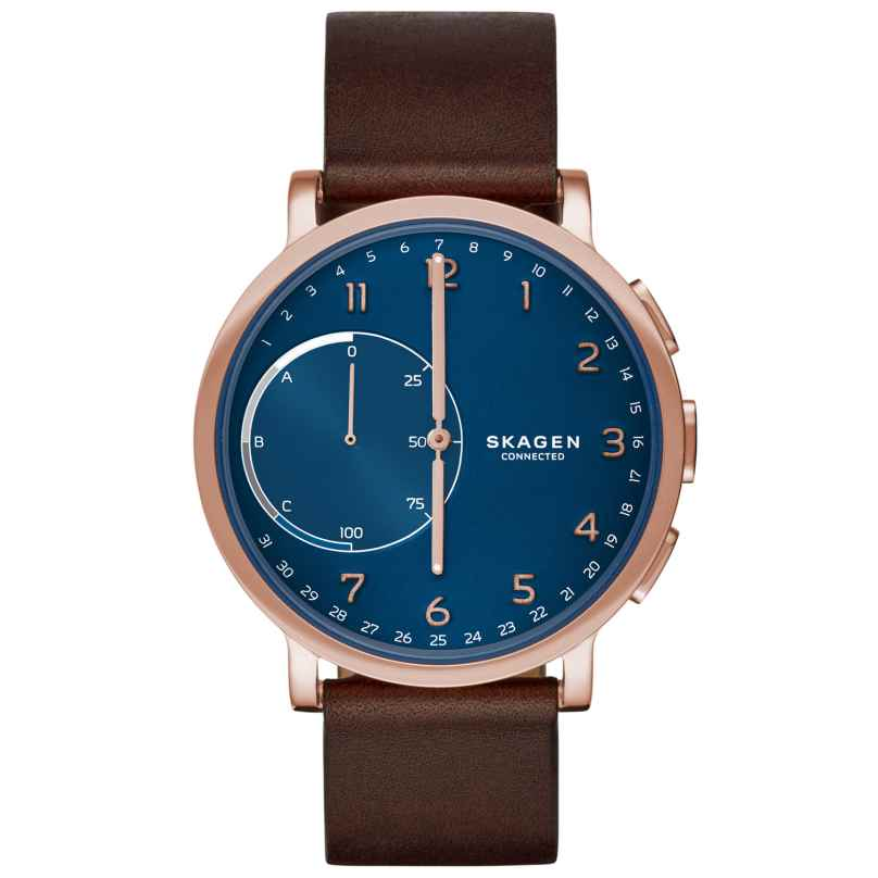 Skagen Connected SKT1103 Hagen Hybrid Herren Smartwatch 4053858774766