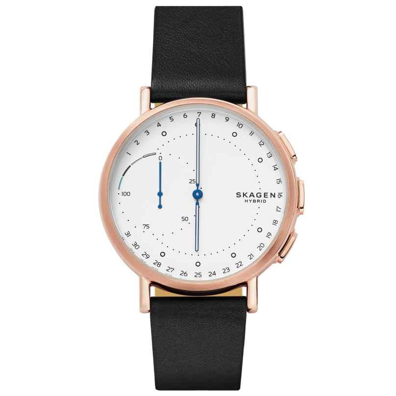 Skagen Connected SKT1112 Signatur Hybrid Smartwatch für Herren 4053858906082