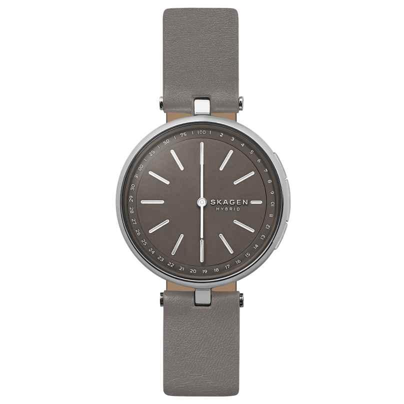 Skagen Connected SKT1401 Hybrid Damenuhr Smartwatch Signatur T-Bar 4053858941496