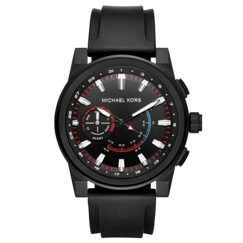 Michael Kors Access MKT4010 Herrenuhr Hybrid-Smartwatch Grayson 4053858909199
