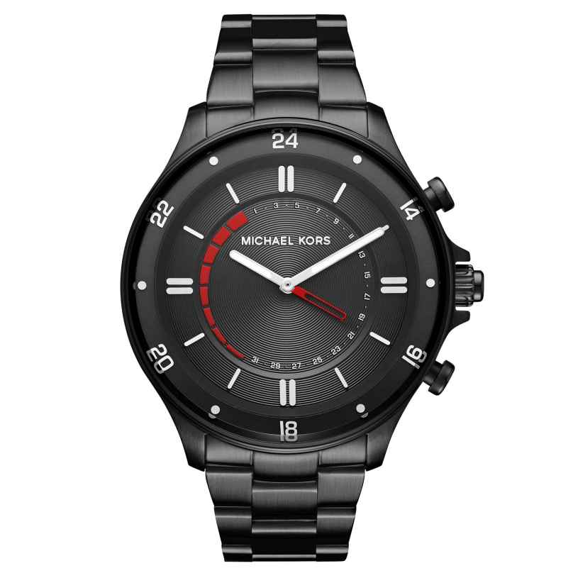 Michael Kors Access MKT4015 Hybrid Herren-Smartwatch Reid 4053858919129