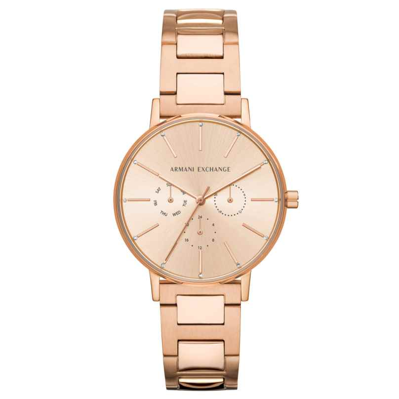 Armani Exchange AX5552 Damen-Armbanduhr mit Multifunktion 4013496003130