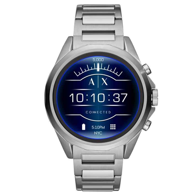 Armani Exchange Connected AXT2000 Herrenuhr Touchscreen Smartwatch 4013496056396