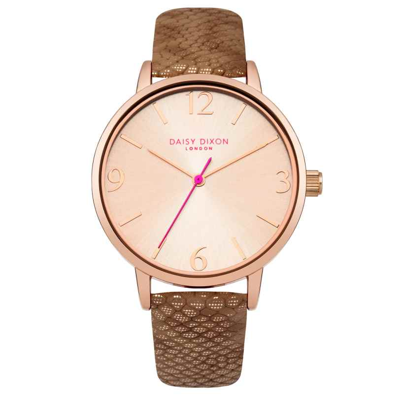 Daisy Dixon DD030TRG Ladies Wrist Watch Amelia 5024693143382
