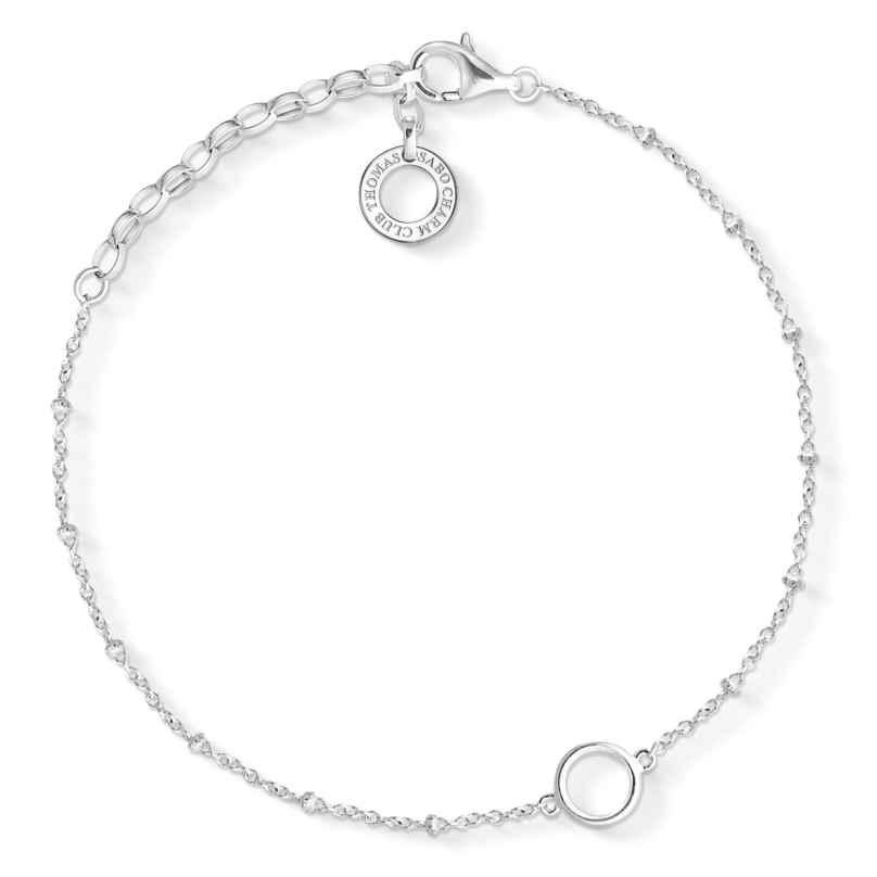 Thomas Sabo X0231-001-12 Silver Bracelet for Charms 4051245320312
