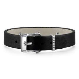 Thomas Sabo A1784-682-11-L20v Leather Bracelet