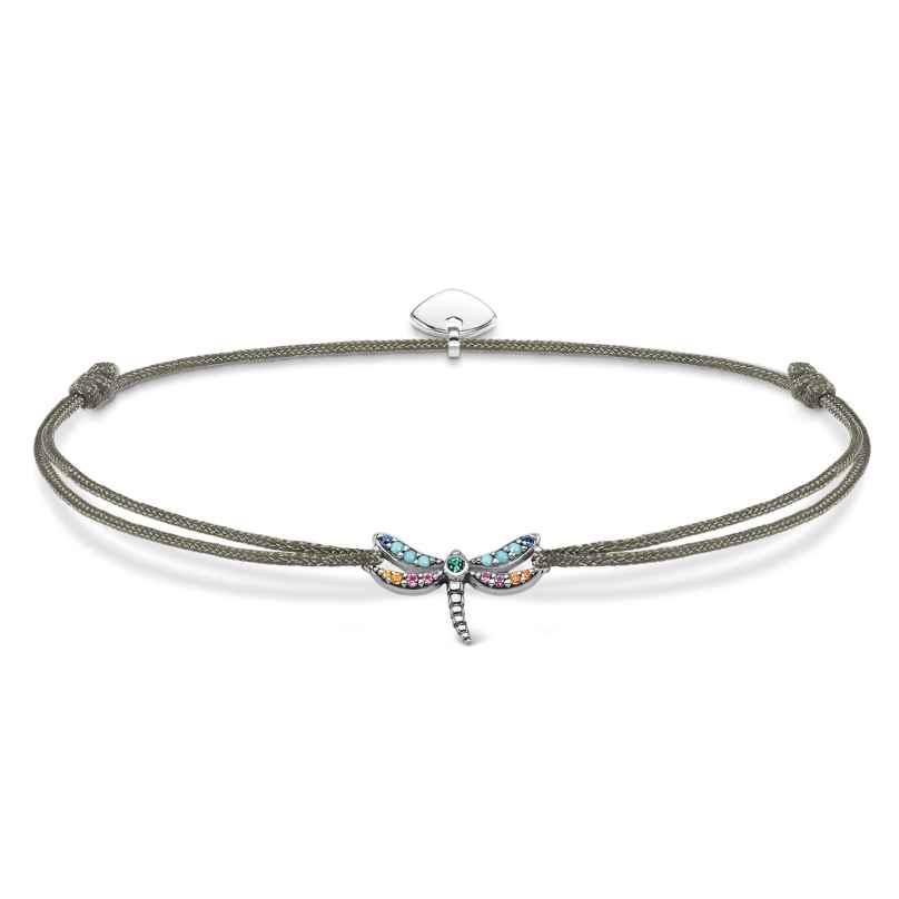 Thomas Sabo LS073-298-7-L20v Bracelet Little Secret Dragonfly 4051245432541