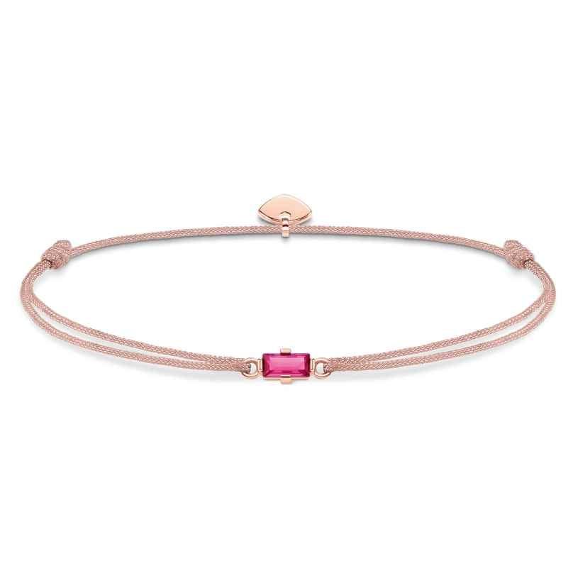 Thomas Sabo LS0104-597-19-L20V Armband Little Secret Pinker Stein 4051245450880