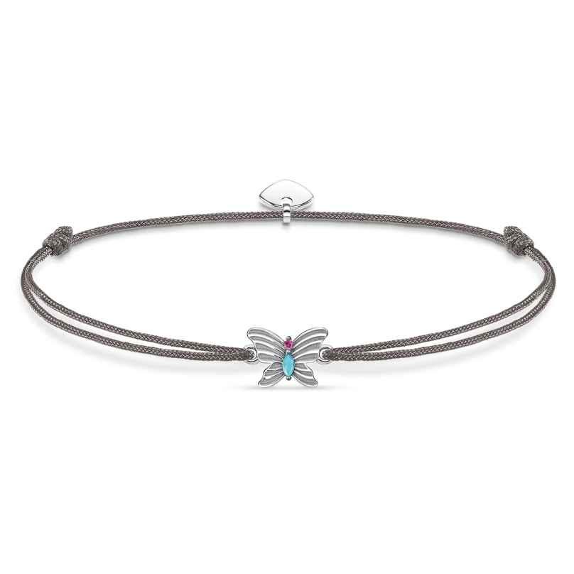 Thomas Sabo LS107-965-5-L20v Damen-Armband Little Secret Schmetterling 4051245481204