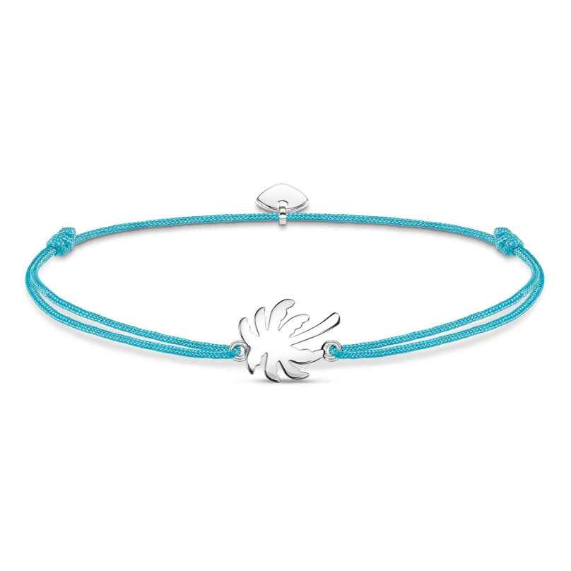 Thomas Sabo LS112-173-17-L20v Damenarmband Little Secret Palme 4051245481259