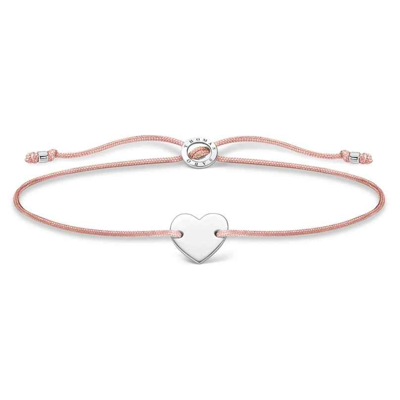 Thomas Sabo A1996-173-19-L20v Ladies´ Bracelet Heart 4051245487619