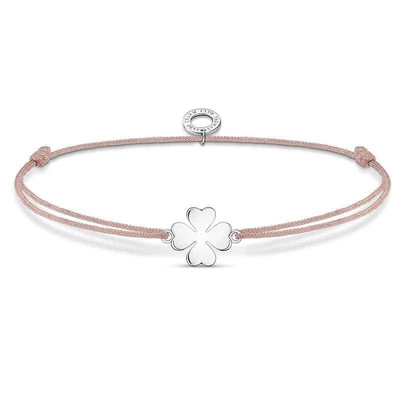 Thomas Sabo LS120-173-19-L20v Armband für Damen Kleeblatt 4051245502138