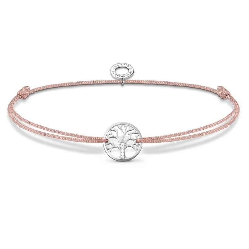 Thomas Sabo LS125-401-19-L20v Damen-Armband Baum der Liebe 4051245502183