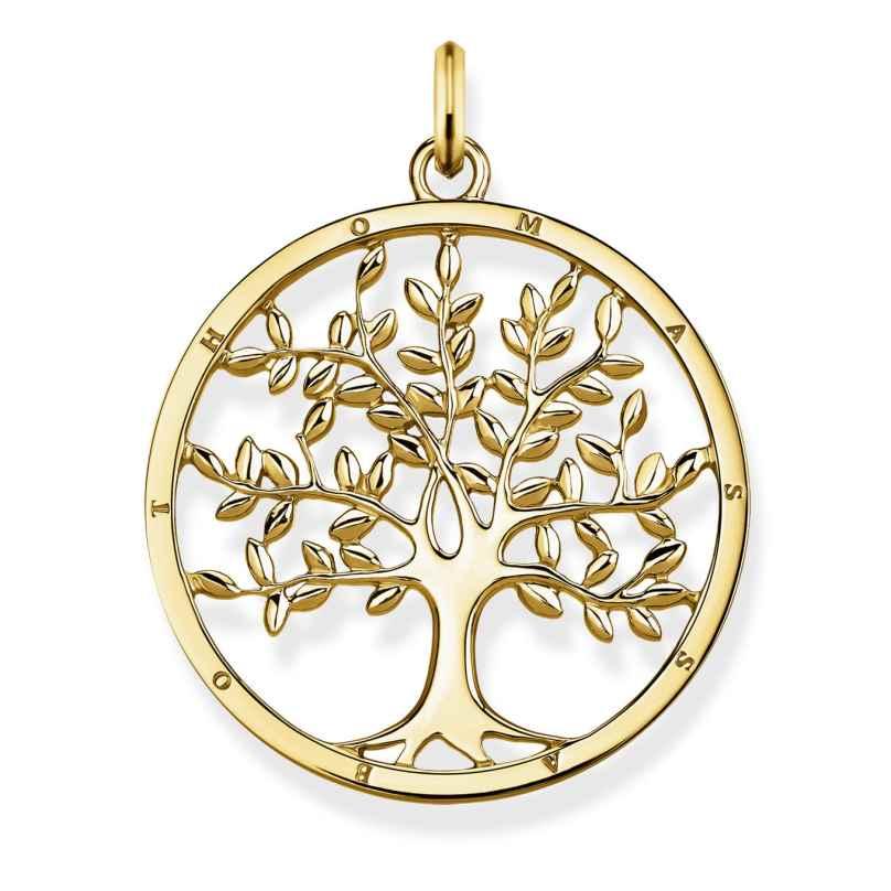 Thomas Sabo PE823-413-39 Anhänger Royalty Tree of Love 4051245397819