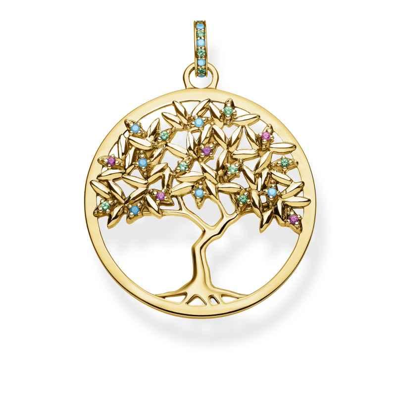 Thomas Sabo PE826-973-7 Anhänger Tree of Love 4051245433326