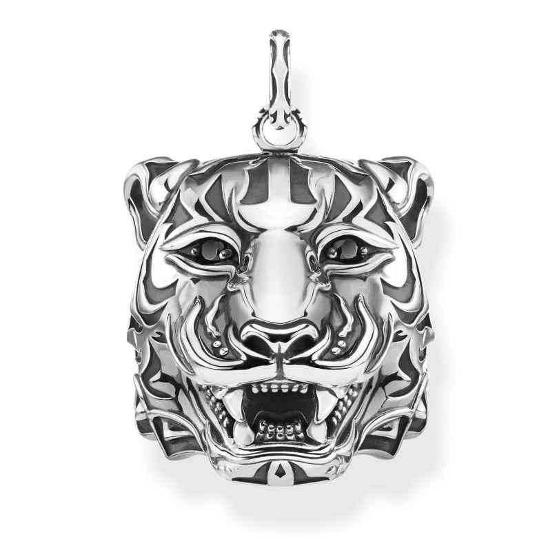 Thomas Sabo PE887-643-11 Anhänger Tiger Silber 4051245476187