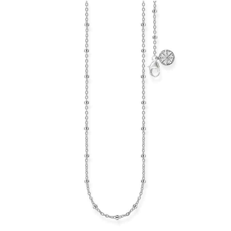 Thomas Sabo KK0003-001-21 Damen-Halskette für Beads Karma Wheel 4051245315615